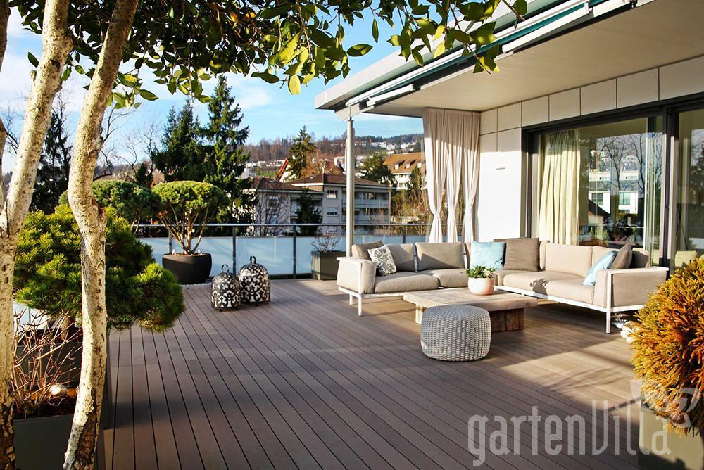 Gartentipp April 2020: Garten- und Terrassengestaltung müssen nicht warten
