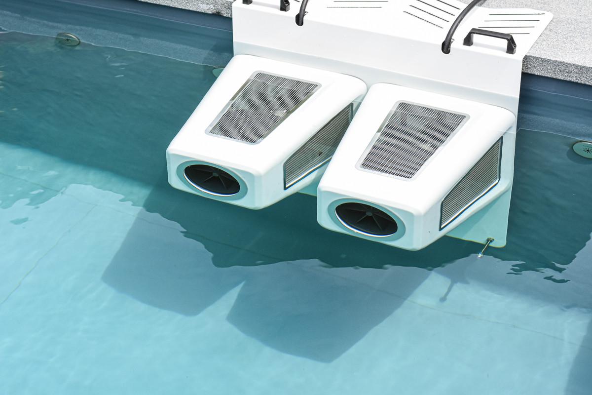 Gartentipp Juni: Gegenstromanlage – Training im eigenen Pool